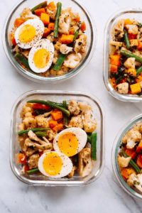 Meal Prep by The Herbal Chef is a great way to save time and improve your health.