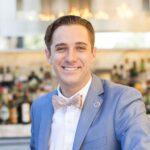 Headshot For Bradley Fry Beverage Director at The Herbal Chef
